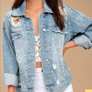 Free People: Jean Jacket